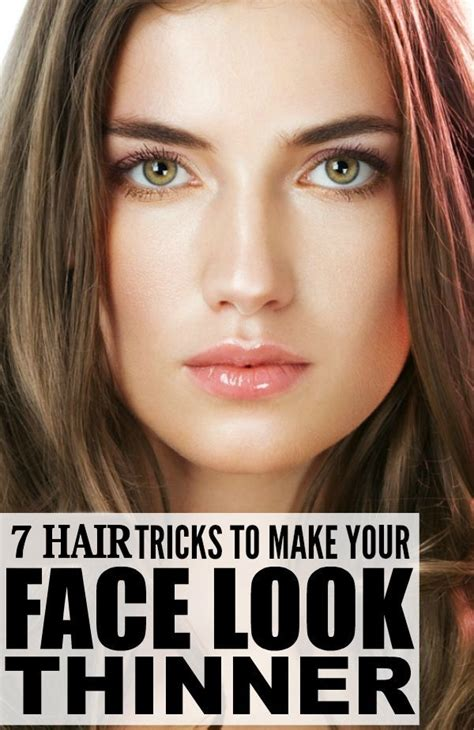 Haircuts To Make My Face Look Thinner | beauty chronicles 7 hair tricks to make your face look