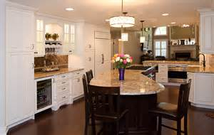 Center Kitchen Island Designs Creative Kitchen Design Manasquan New Jersey By Design Line Kitchens