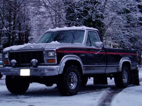 1981 Ford F150 by Sledman200 1981 Ford F150 Regular Cab Specs Photos