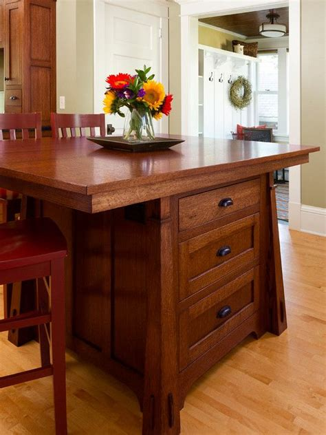 mission kitchen island 163 best craftsman kitchens images on pinterest