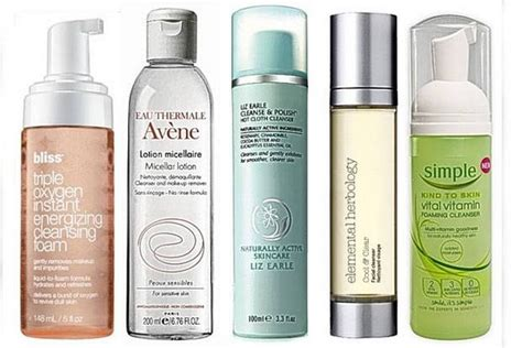 best products for skin care gentle washes for sensitive skin moh singapore