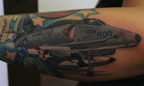 tattoos in flight the boldest most bad airplane body