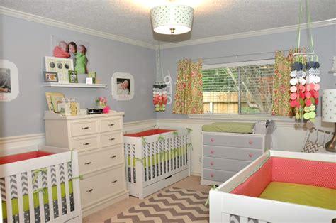 Triplet Cribs by Readers Favorite Triplet Nursery Project Nursery