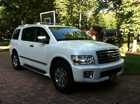 sell used 2006 infiniti qx56 base sport utility 4 door 5 6l in smithtown new york united states