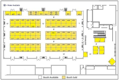 trade show floor plan geneva convention time to register for the expo national association of