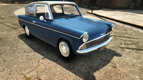 ford anglia harry potter 1959 ford anglia from harry potter gta5 mods