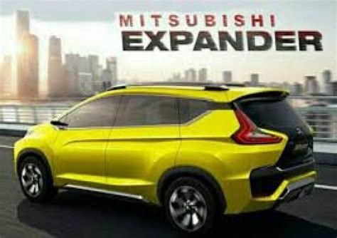 mitsubishi expander giias mitsubishi use the name of expander for their small