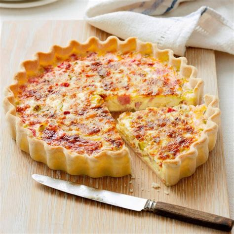best quiche lorraine the best quiche recipes recipes housekeeping