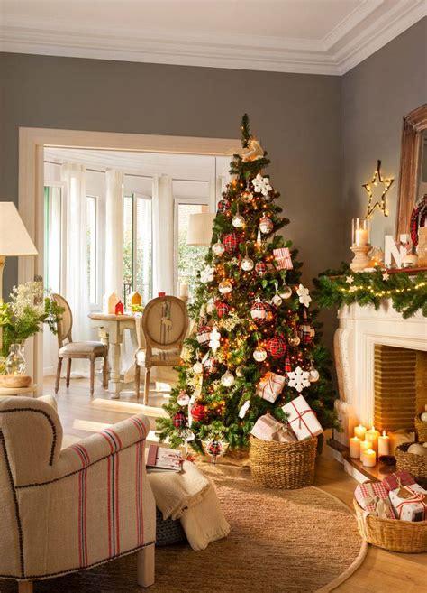 como decorar en navidad un salon decorar 225 rbol de navidad consejos para hacerlo con 233 xito