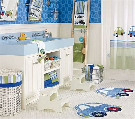 boys bathroom decorating ideas car themed bathroom for your boy