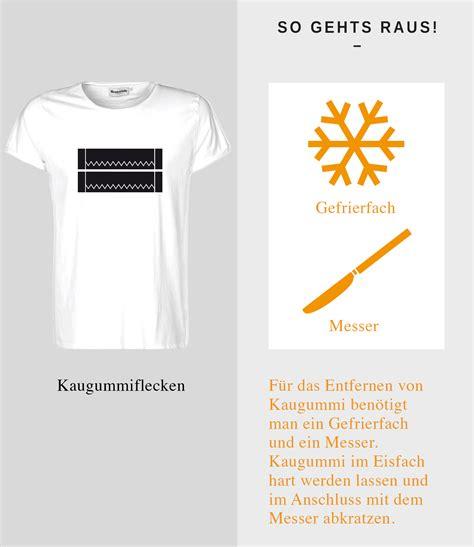 Kaugummi Entfernen Hose by Kaugummiflecken Entfernen Tipps Im Zalando Textilien