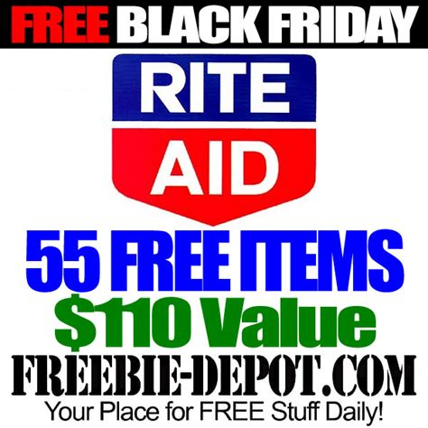 Get Rite Aid Gift Card Balance - free black friday stuff rite aid 55 items worth 110 11 26 thru 11 28 15