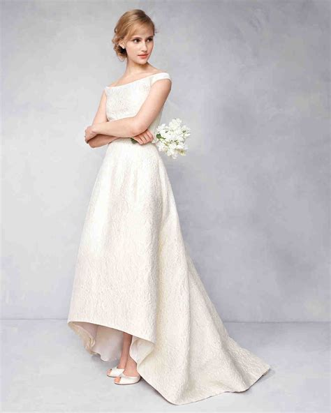 high wedding dresses how to look stylish and beautiful in casual wedding