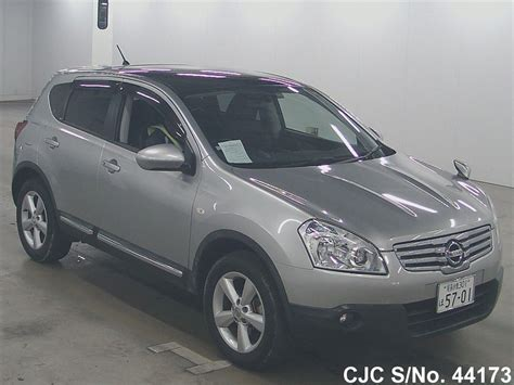 nissan dualis 2010 2010 nissan dualis silver for sale stock no 44173