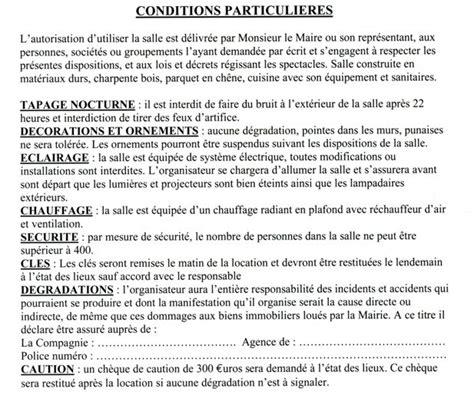 le contrat de location de salle le portail de la justice
