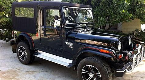 rediscovering the mahindra thar | the indian express