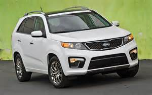 2013 Kia Sorento Pictures 2013 Kia Sorento Sx Front End 4 Photo 13