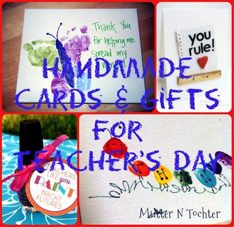 Handmade Birthday Cards For Teachers - 17 best ideas about teachers day card on cards