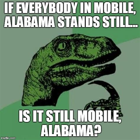 Mobile Meme Maker - philosoraptor meme imgflip