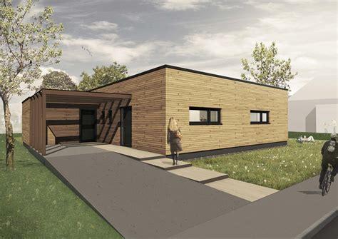 architekten bungalow neubau bungalow calberlah 171 sabi architekten partgmbb