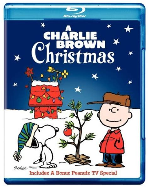 a charlie brown christmas blu ray 1965 on dvd blu ray