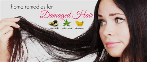 top 31 effective home remedies for damaged hair