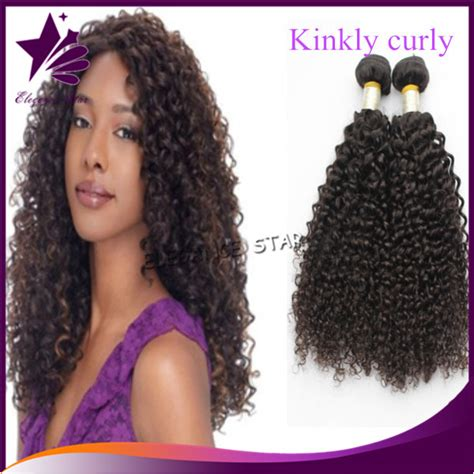 different curls of weave 8a grade cheap kinky curly hair weft peruvian hair wet and