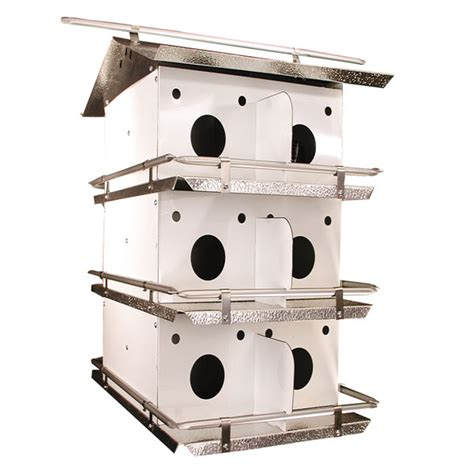 buy purple martin house purple martin houses buy coates original 12 room martin house