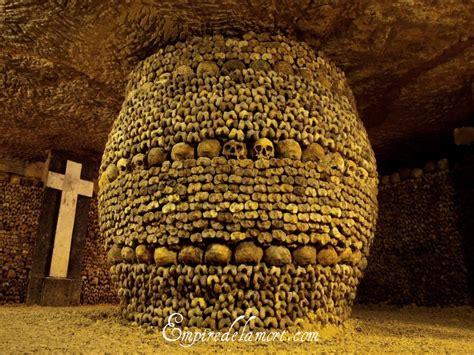 paris catacombs   wallpaper