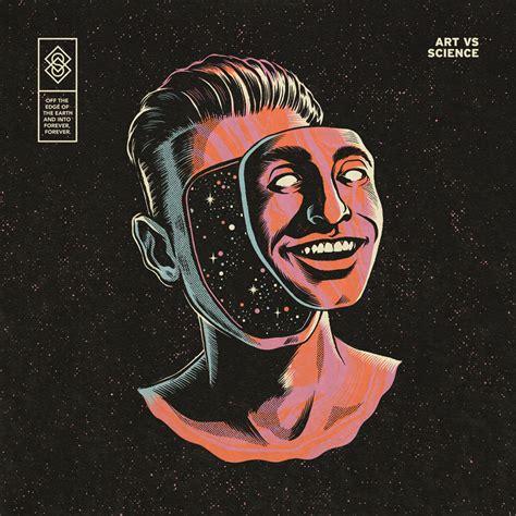 album artwork sketch vs science album cover on behance