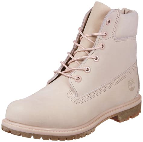 Timberland 6 Inch by Timberland 6 Inch Premium Boot W Casual Shoes Pink