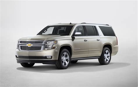 2015 chevrolet suburban chevy pictures photos gallery