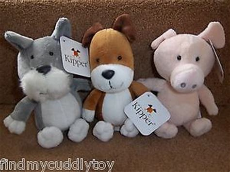 kipper the dog dvd's or blu rays & toys wanted | toys