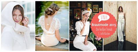 Brautkleider R Cken by Brautmode Trend 2015 Hochzeitskleider Mit Tiefem R 252 Cken