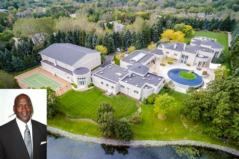 Michael House Sold by Michael Jordan S Bold Plan To Sell His 15m Home Slam