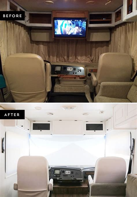 rv front curtains 25 best ideas about rv curtains on pinterest cer