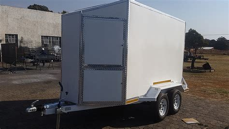 Trailer For Room Insulated Cold Room Trailers Dura Trailers