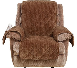 Corduroy Recliner sure fit corduroy recliner furniture cover qvc