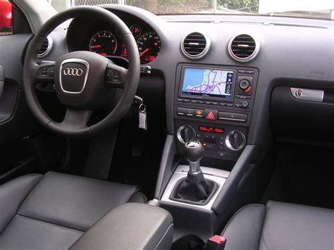 interior audi a3 modelo 2007 lista de carros