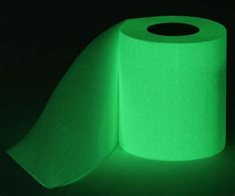 How To Make Glow In The Toilet Paper - 24 genius products your bathroom needs right now
