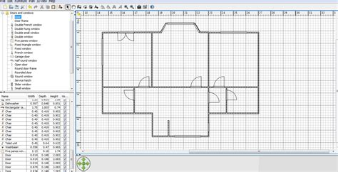 Floor Plan Free Software by Free Floor Plan Software Sweethome3d Review