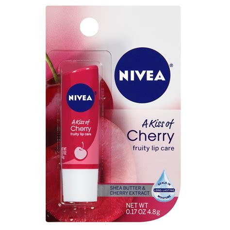 Lip Nivea 1 nivea lip care a of cherry fruity lip care walgreens
