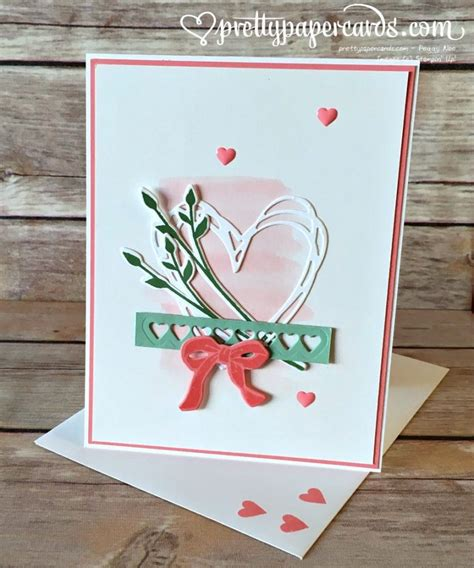 Paper Crafting Cards - i m walking on fish stin up and