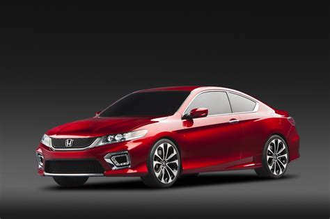 honda accord coupe concept top speed