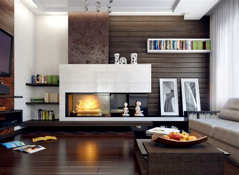 Livingroom Fireplace by Modern Fireplace Mantel Ideas Living Room