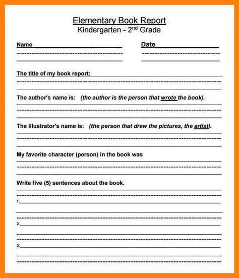 book report template 2nd grade 9 2nd grade book report template 3canc