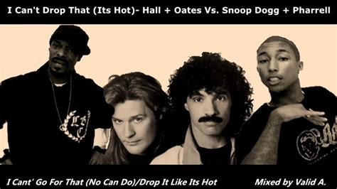 I Cant Drop Mashup by I Cant Drop That Its Mashup Oates Vs