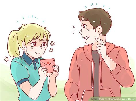 8 Innovative Ways To Approach Your Crush by 3 Ways To Confess To Your Crush Wikihow
