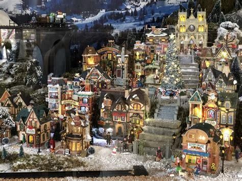 lemax model village aylett nurseries
