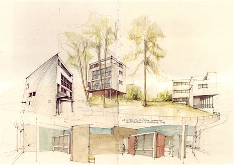 draw architecture 4th international sketching symposium barcelona
